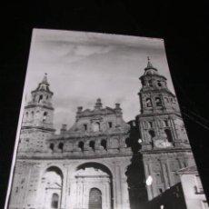 Postales: ALFARO,LOGROÑO,IGLESIA DE SAN MIGUEL, FOT. CASA FUIGUEROLA,14X9 CM.. Lote 23385292