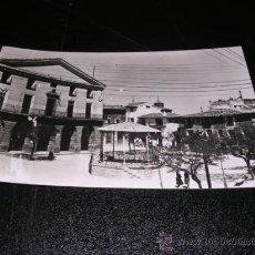 Postales: ALFARO LOGROÑO, PLAZA DE ESPAÑA,FOT. CASA FIGUEROLA, 14X9 CM.. Lote 23385334