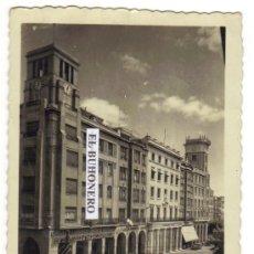 Postales: 69.- LOGROÑO -MURO DE LA MATA - ESPOLÓN - EDIC. ARRIBAS - CIRCULADA AÑO 1959. Lote 26228898