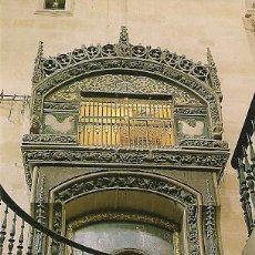 Postales: SANTO DOMINGO DE LA CALZADA (LA RIOJA) - CATEDRAL - GALLINERO (SIGLO XV). Lote 24455729