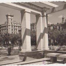 Postales: LOGROÑO VISTA PARCIAL DEL PASEO DEL ESPOLON. Lote 25653485