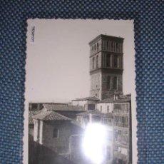 Postales: 19 .- LOGROÑO - TORRE DE LA IGLESIA DE SANTIAGO, EDC. DARVI, 14X9 CM.. Lote 26391564