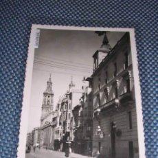 Postales: 25 .- LOGROÑO,CALLE DEL GENERAL MOLA, EDC.JOSECHU,14X9 CM.. Lote 26391612