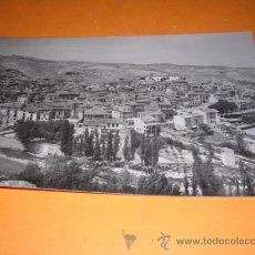 Postales: 4 CERVERA DEL RIO ALHAMA LOGROÑO DIST. POSTALES VICTORIA ,15X10 CM. CIRCULADA 1965. Lote 28762248