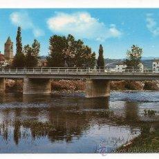 Postales: ALBERITE DE IREGUA. PUENTE NUEVO.. Lote 28919120