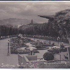 Postales: POSTAL HARO JARDINES DE LA VEGA . Lote 28957159