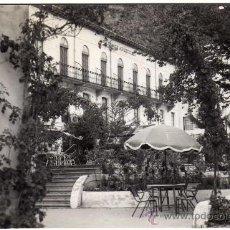 Postales: BONITA POSTAL - BALNEARIO ARNEDILLO - LA RIOJA - VISTA PARCIAL . Lote 29002986