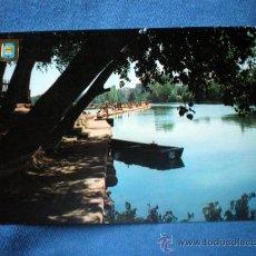 Postales: POSTAL LA RIOJA LOGROÑO PISCINA MUNICIPAL NO CIRCULADA. Lote 30446318