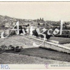 Postales: BONITA Y RARA POSTAL - ALFARO (LOGROÑO) - VISTA PARCIAL DE LA POBLACION . Lote 31205739