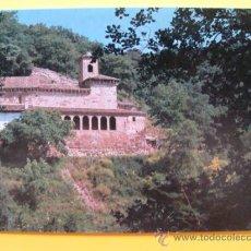 Postales: POSTAL DE MONASTERIO DE SAN MILLÁN DE SUSO, LA RIOJA. AÑO 1985. EXTERIOR. 646. . Lote 31876828