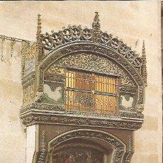 Postales: +-+ PV363 - POSTAL - SANTO DOMINGO DE LA CALZADA - CATEDRAL - GALLINERO S. XV - SIN CIRCULAR. Lote 32235614