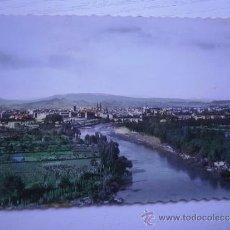 Cartoline: LOGROÑO - LA RIOJA - VISTA PARCIAL - AÑOS 60 - POSTAL COLOREADA. Lote 34248948