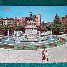 Postales: LOGROÑO-V7-ESCRITA. Lote 34573904
