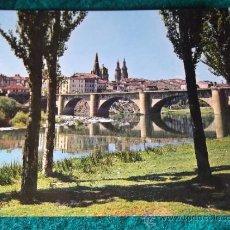 Postales: LOGROÑO-V7-NO ESCRITA-. Lote 34574045