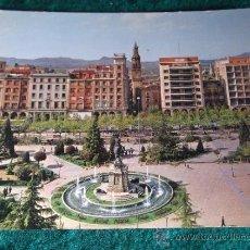 Postales: LOGROÑO-V7-NO ESCRITA-. Lote 34574047