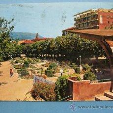 Postales: POSTAL DE LA RIOJA. AÑO 1966. HARO, JARDINES DE LA VEGA. 442. . Lote 36030092