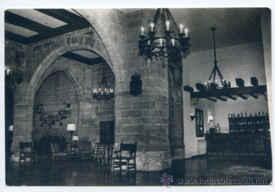 SANTO DOMINGO DE LA CALZADA, LOGROÑO. PARADOR NACIONAL Nº 6. (Postales - España - La Rioja Moderna (desde 1.940))