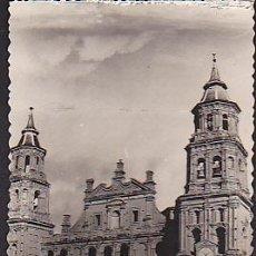 Postales: POSTAL ALFARO IGLESIA DE SAN MIGUEL. Lote 39523200