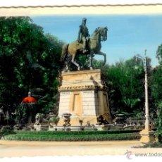 Postales: LOGROÑO - POSTAL ESTATUA DE ESPARTERO - ARRIBAS. Lote 40673281