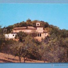 Postales: POSTAL DE LA RIOJA. AÑO 1982. SAN MILLAN DE LA COGOLLA, MONASTERIO. 968. Lote 41296270