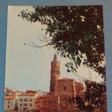 Postales: POSTAL DE LA RIOJA. AÑO 1976. LOGROÑO, PARROQUIA DE LA ASCENSIÓN. SAN ASENSIO. 1253. Lote 41409877