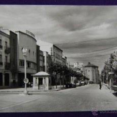 Postales: POSTAL DE SANTO DOMINGO DE LA CALZADA (LA RIOJA). Nº3 AVDA DEL GENERALISIMO FRANCO. AÑOS 50. . Lote 42027415