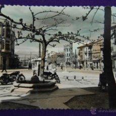 Postales: POSTAL DE SANTO DOMINGO DE LA CALZADA (LA RIOJA). Nº6 AVDA DEL GENERALISIMO DESDE CALLE SAN ROQUE.. Lote 42027440
