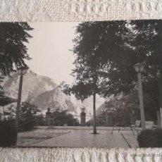 Postales: POSTAL BALNEARIO ARNEDILLO. LA RIOJA. MIRADOR. AÑO 1.963. CIRCULADA. Lote 42054052