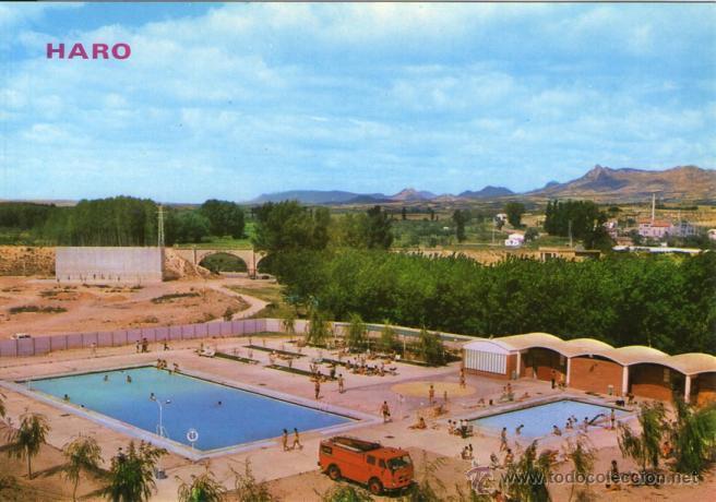 haro 769 piscinas municipales comprar postales de la