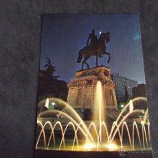 Postales: LOGROÑO-V24-Nº825- FUENTE DEL GENERAL ESPARTERO. Lote 43144796