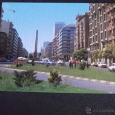 Postales: LOGROÑO-V24-Nº105-GRAN VIA-MONUMENTO AL LABRADOR. Lote 43144826