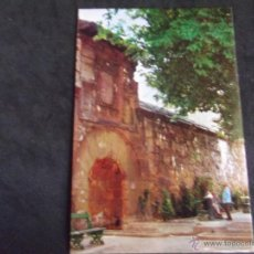Postales: LOGROÑO-V24-Nº678-PUERTA DEL REVELLIN. Lote 43144834