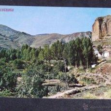 Postales: LOGROÑO-V24-Nº497-ISLALLANA-VALLE DEL IREGUA. Lote 43144842