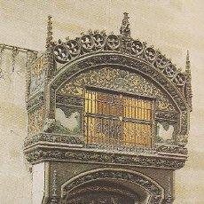 Postales: SANTO DOMINGO DE LA CALZADA (LA RIOJA) CATEDRAL, GALLINERO, EDITOR: CONTERAS. Lote 43911923