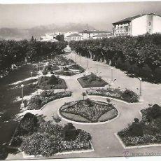 Postales: HARO - DETALLE DE LOS JARDINES DE LA VEGA - Nº 8 ED. SICILIA. Lote 45862464