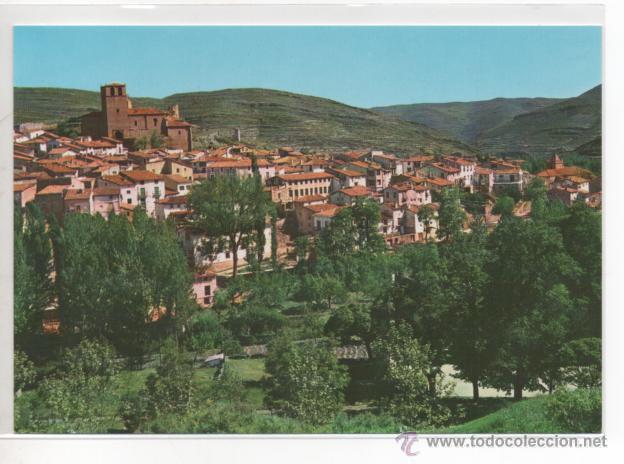 ENCISO Nº 2 .- VISTA GENERAL .- EDICIONES VISTABELLA (Postales - España - La Rioja Moderna (desde 1.940))