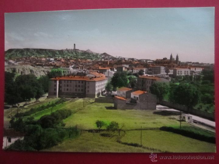 ALFARO. LOGROÑO. VISTA GENERAL. (ED. MONTAÑES Nº21). (Postales - España - La Rioja Moderna (desde 1.940))