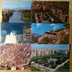 Postales: LOGROÑO (LA RIOJA) EN LOS AÑOS 60. Lote 46218275