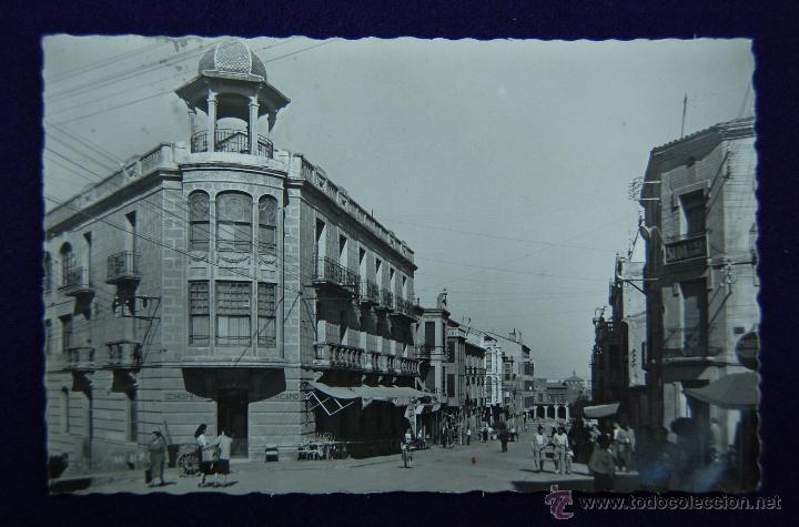POSTAL DE CALAHORRA (LA RIOJA). Nº3 CALLE MARTIRES. EDIC GARCIA GARRABELLA-ZARAGOZA. AÑOS 50 (Postales - España - La Rioja Moderna (desde 1.940))