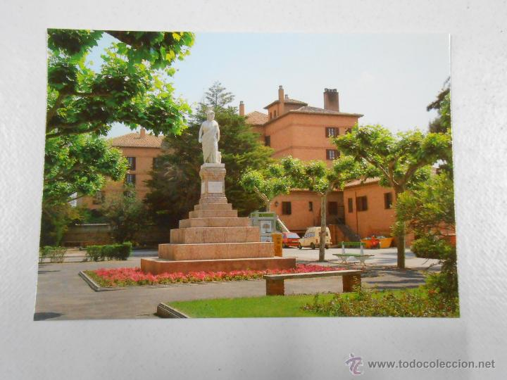 Postal de calahorra la rioja jardines era alt comprar postales de la rioja en todocoleccion - Jardines de azahar rioja ...