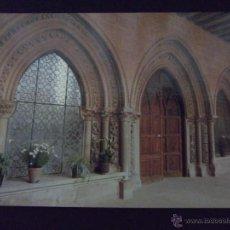 Cartoline: POSTALES-LOGROÑO- V29-NUEVA-MONASTERIO DE CAÑAS. Lote 46710490