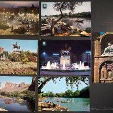 Postales: LOGROÑO, LOTE DE 7 POSTALES SIN CIRCULAR DE LOS AÑOS 60. VER FOTOGRAFIAS. Lote 46831999