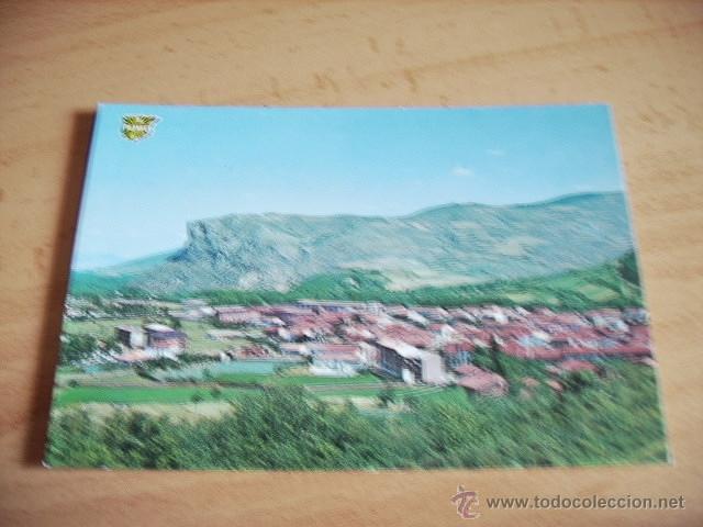 EZCARAY ( LOGROÑO ) VISTA GENERAL (Postales - España - La Rioja Moderna (desde 1.940))