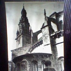 Postales: SANTO DOMINGO CALZADA ABSIDE CATEDRAL ESCRITA Nº 24 ED SICILIA *B33. Lote 48391506
