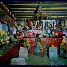 Postales: POSTAL DE HARO (LA RIOJA).Nº8 BAR TIPICO - CUEVAS DE LUIS CANDELAS. EDIC.SICILIA. AÑO 1960.. Lote 49863303