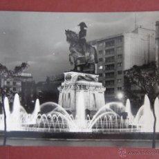 Cartes Postales: LOGROÑO. PLAZA DEL ESPOLON Y MONUMENTO AL GENERAL ESPARTERO. (ED. SICILIA Nº34).. Lote 50570031