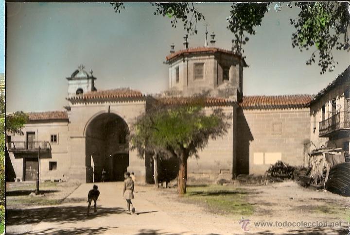 POSTAL, SAN VICENTE DE LA SONSIERRA, RIOJA, BASÍLICA NTRA. SRA. DE LOS REMEDIOS, ESCRITA (Postales - España - La Rioja Moderna (desde 1.940))