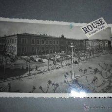 Postales: 24 - LOGROÑO - INSTITUTO DE ENSEÑANZA MEDIA ED. JOSECHU CIRCULADA 1956 - 14X9 CM. . Lote 52516006