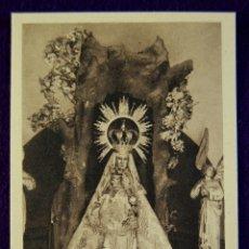Cartes Postales: POSTAL DE VALVANERA (LA RIOJA). LA IMAGEN CON MANTO. EDIT.ARTES BILBAO. AÑOS 40.. Lote 53045719