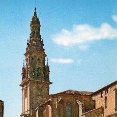 Postales: SANTO DOMINGO DE LA CALZADA - 5603 CATEDRAL. Lote 53486687